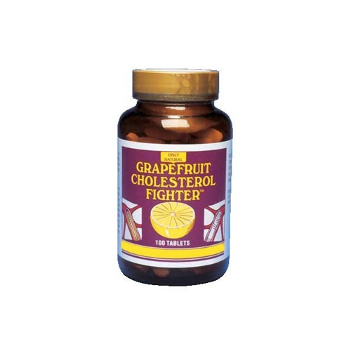 Only Natural Grapefruit Cholesterol