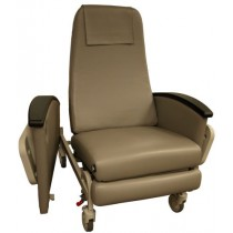 Swing-Away Arm Designer Care Cliner
