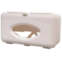 Ivory Glove Box with Bracket