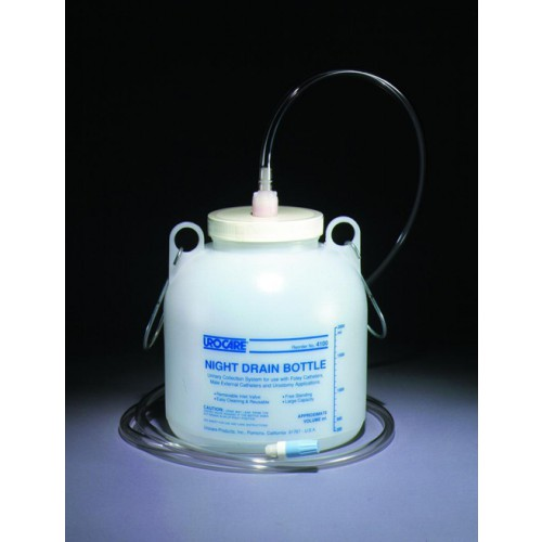 Urocare Reusable Night Drain Bottle