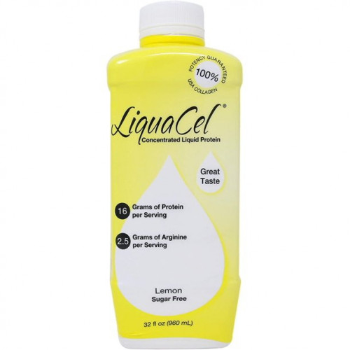 LiquaCel Liquid Protein - Lemon