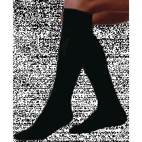 Juzo Attractive 4201 Unisex Ribbed Knee High Compression Socks CLOSED TOE 20-30 mmHg