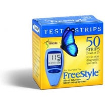 Therasense FreeStyle Test Strips