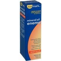 Sunmark Mineral Oil Enema