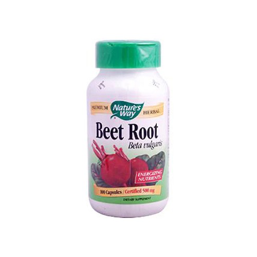Natures Way Beet Root Beta Vulgaris