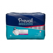 Prevail Breezers Adult Briefs - Heavy Absorbency