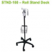 STND-100 Roll Stand - DigiDop Dopplers w/ locking feature For use with DigiDop