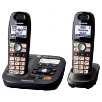 Expandable Cordless Phone with Easy-Read Display