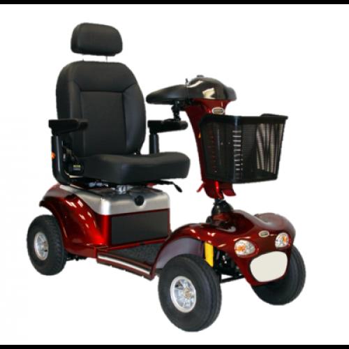 Shoprider 889XLSBN Enduro XL4 Plus 4-Wheel Scooter