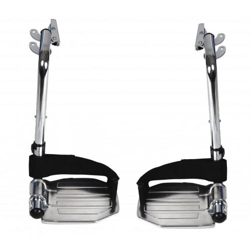 Swing-Away Wheelchair Footrest Heavy Duty