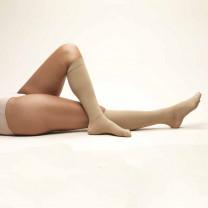 TRUFORM Anti-Embolism Knee High Support Stockings CLOSED TOE 18 mmHg