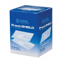 WNL Practi-SHIELD CPR Training Face Shield
