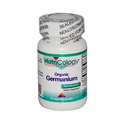 NutriCology Organic Germanium 150 mg