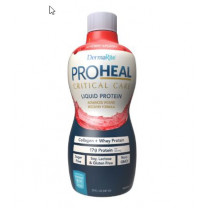 Proheal Critical Care Advanced Wound Recover Supplement - Liquid Protein