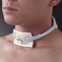 Posey Foam Trach Collar Ties