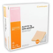 Allevyn Ag Non-Adhesive 66020978 | 4 x 4 Inch by Smith & Nephew
