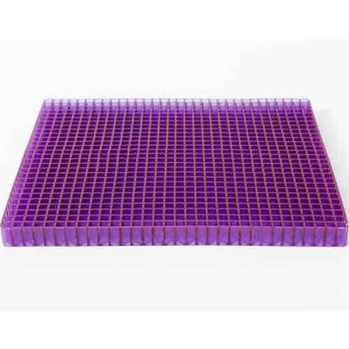 Portable Purple Seat Cushion