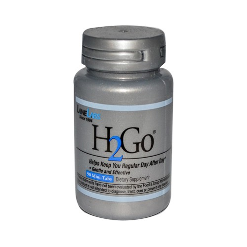 Lane Labs H2Go Constipation Relief