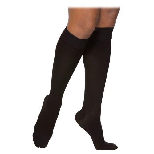 Sigvaris 970 Access Series Women's Knee High Compression Socks - 972C CLOSED TOE 20-30 mmHg