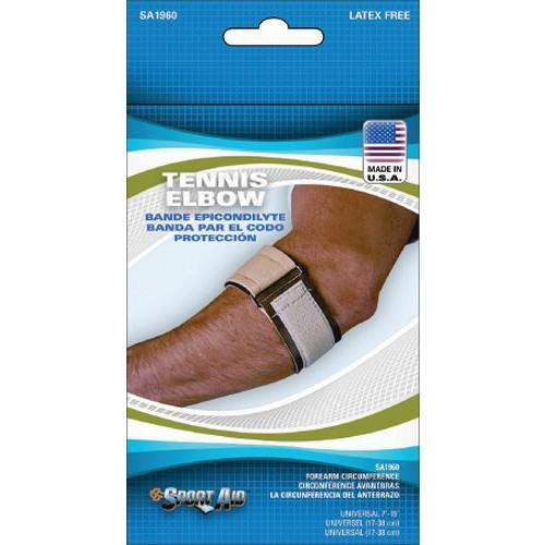 Sport-Aid Tennis Elbow Sleeve