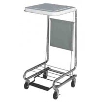 Adjustable Steel Hamper Stand