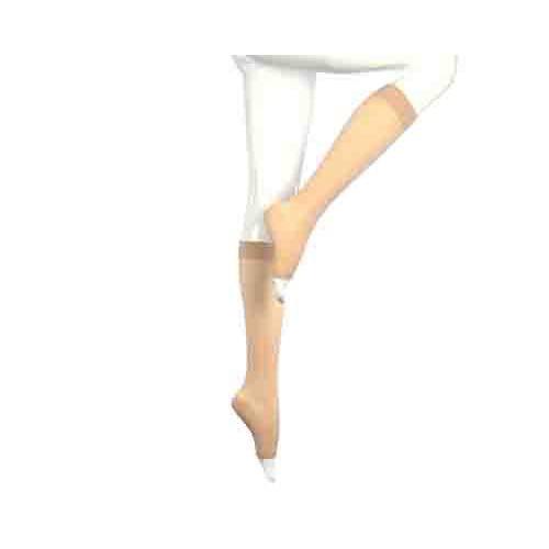 Mediven Comfort Knee High Compression Stockings OPEN TOE 15-20 mmHg