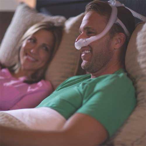 DreamWear Mask - Philips Respironics CPAP Nasal Pillows 1116700