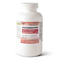 Acetaminophen Extra Strength Tablets