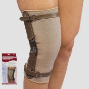 Knee Brace with Hinged Bars
