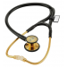 MDF ER Premier Stethoscope with Dual-Head Adult & Pediatric 22K Gold
