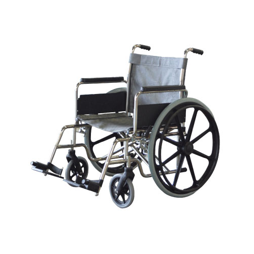 Stainless Steel Aquatic Wheelchair