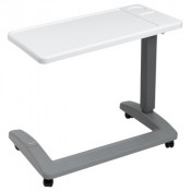 Wheelchair Table and Over-bed Table Adjustable by Carex