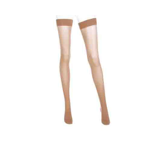 Mediven Plus Thigh High Compression Stockings w/ Silicone Top Band CLOSED TOE 30-40 mmHg