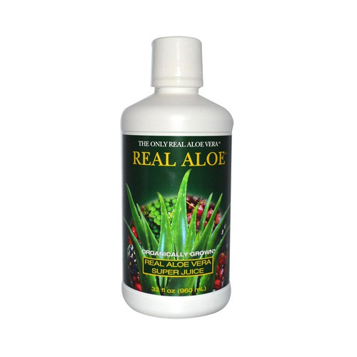 Real Aloe Inc Super Juice