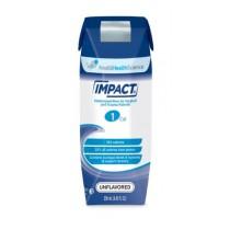 IMPACT 1 Cal Tube Feeding Formula Unflavored - 250 mL