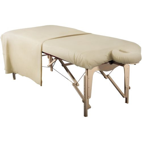 Deluxe Flannel Sheet Set for Massage Table