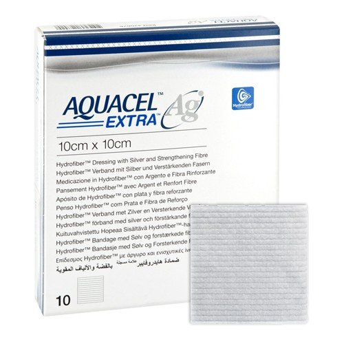 Aquacel Ag Extra Packaging