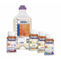 Pediasure Peptide 1.0, 8 oz Bottles and Ready to Hang Bottle
