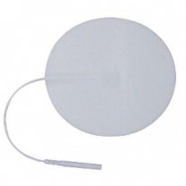 Elite Silver White Cloth Electrode
