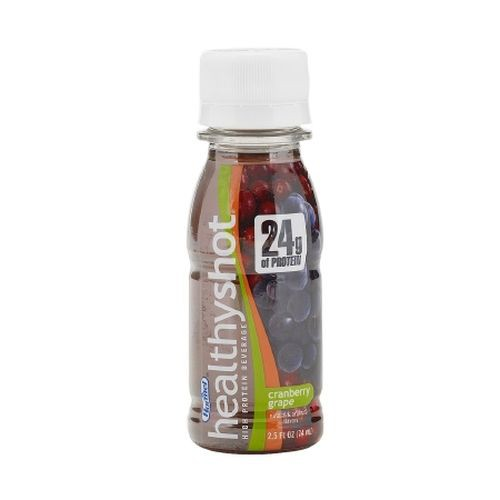 Healthy Shot High Protein Beverage Cran-Grape - 2.5 oz