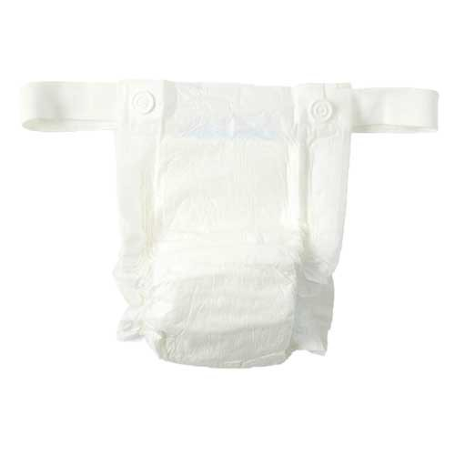 Protection Plus Non-Adjustable Belted Undergarments Moderate Absorbency