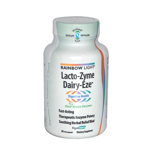 Rainbow Light Lacto Zyme Dairy Eze