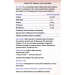 UTI Stat Nutrition Data