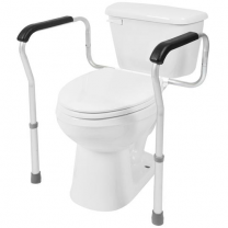 PCP Toilet Safety Frame