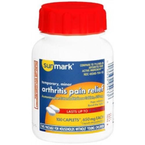Sunmark Arthritis Pain Relief