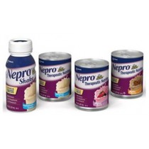 Nepro with Carb Steady Nutrition Shake Homemade Vanilla - 8 oz