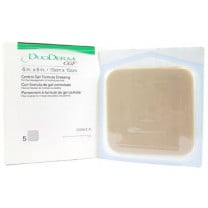 DuoDERM CGF Border 187972 | Square. Size: 6 x 6 Inch by ConvaTec