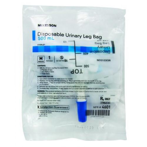 Urinary Leg Bag Performance by MediPak