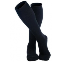 SILVERLINE LADY Knee High CLOSED TOE 20-30 mmHg