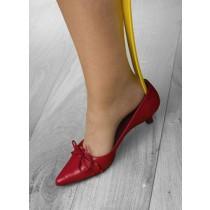 Long Handle Plastic Shoe Horn